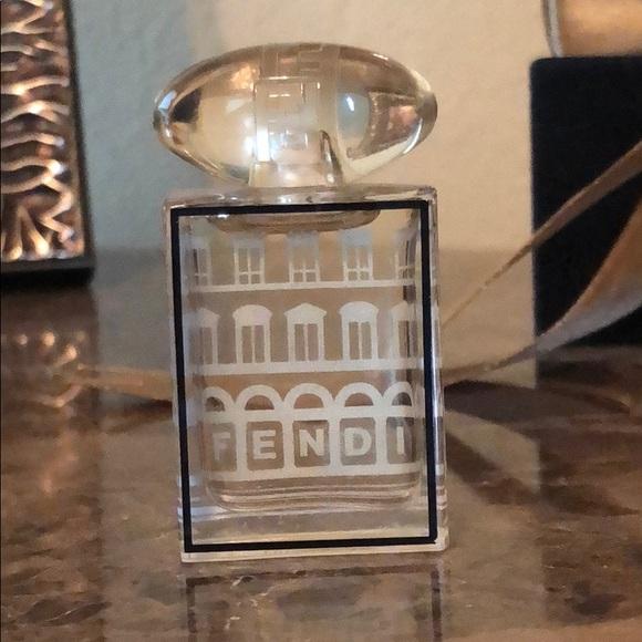 Fendi Other Miniature Palazzo Eau De Parfum 025oz75ml Poshmark